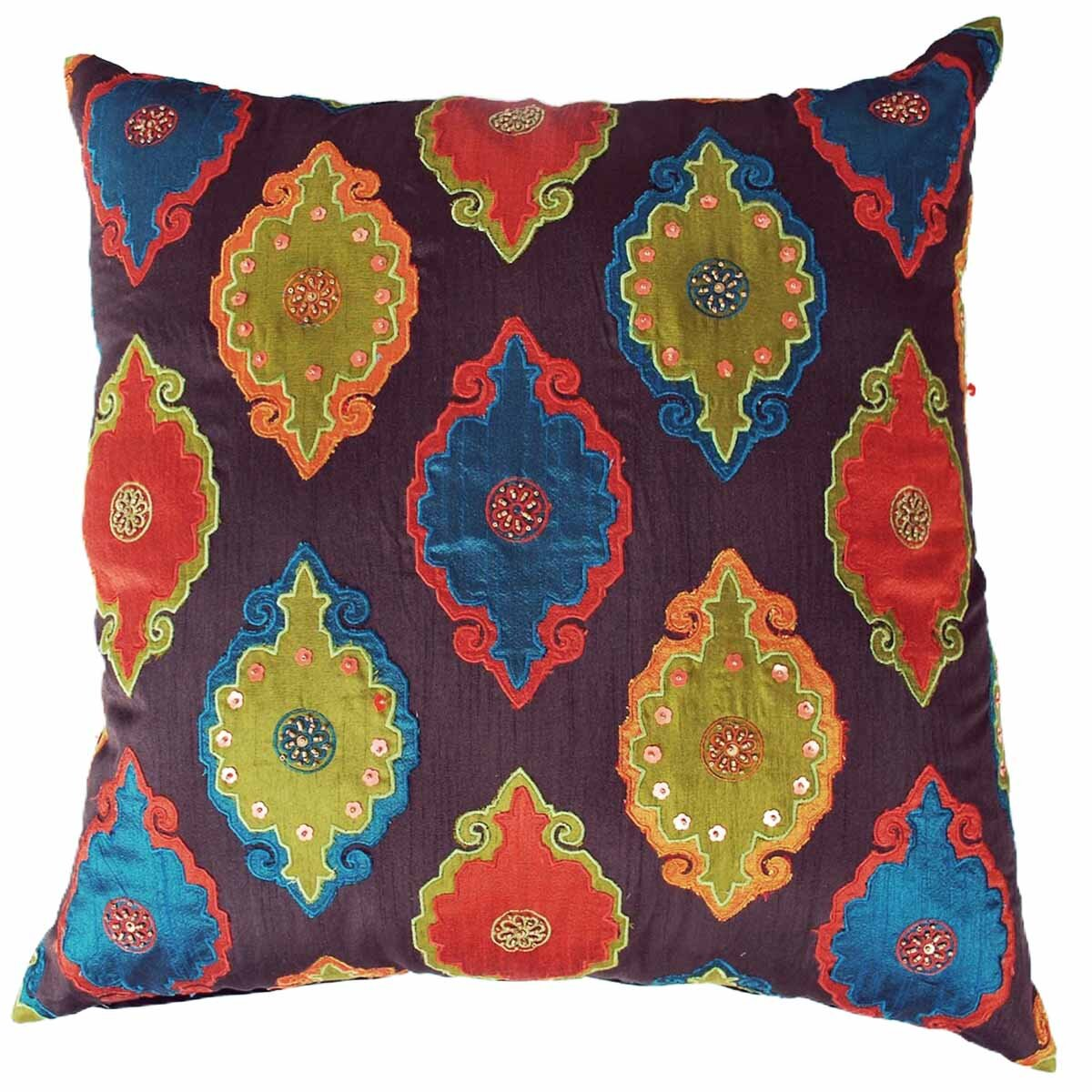 Emdee Handcrafted Square Pillow Cover And Insert Wayfair