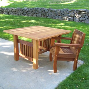 Wood Country Cabbage Hill 2 Piece Dining Set