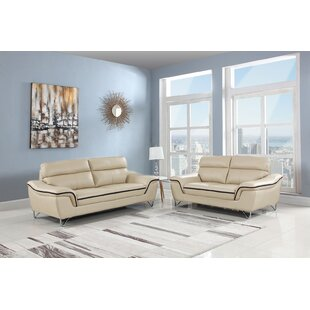 Trower 2 Piece Living Room Set (Set of 2) by Red Barrel Studio