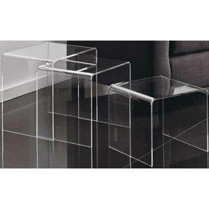 Plastic U0026 Acrylic End U0026 Side Tables Youu0027ll Love | Wayfair