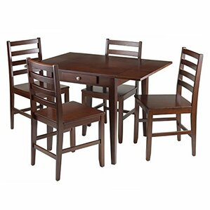 Hamilton 5 Piece Dining Set by Luxury Home
