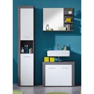 Martinson 3 Piece Bathroom Storage Furniture Set By Mercury Row