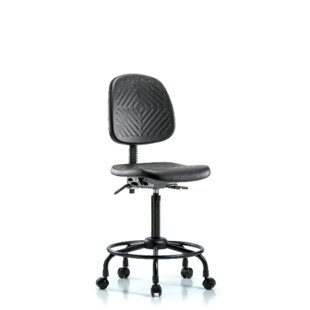 Hamish Drafting Chair by Symple Stuff