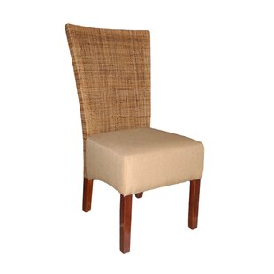 Oriana Upholstered Dining Chair (Set of 2..