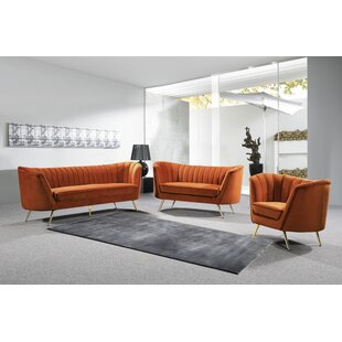 Attrayant Orange Living Room Sets Youu0027ll Love In 2019 | Wayfair
