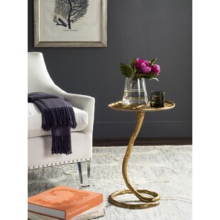 Savings Potter End Table ByWilla Arlo Interiors