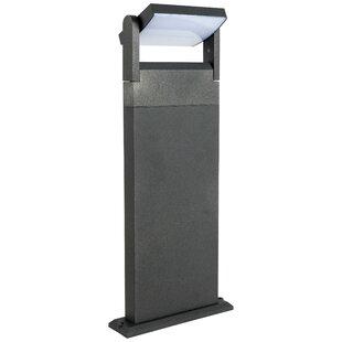 Grady 1-Light LED Lamp Post By AEG Lighting