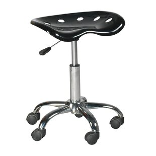 Height Adjustable Motour Stool By 17 Stories