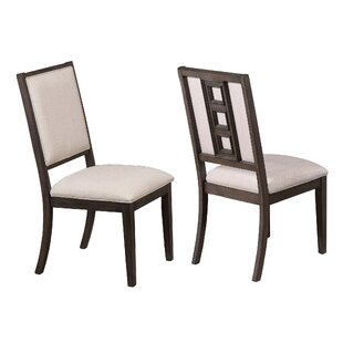 Coupon Claypoole Cushioned Upholstered Dining Chair (Set of 2) by Darby Home Co Reviews (2019) & Buyer's Guide