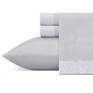 Betsey Johnson Lace Dot Sheet Set