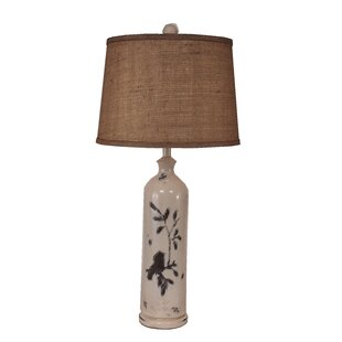 Hadnot Tall Birds on a Branch 29 Table Lamp