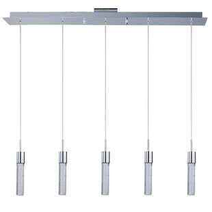 Compare & Buy Saturn 5-Light Kitchen Island Pendant By Orren Ellis