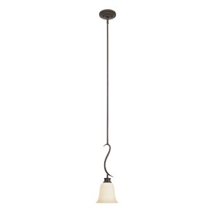 Red Barrel Studio Amee Traditional 1-Light Cone Pendant