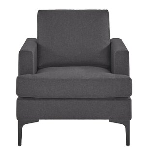 Dusty Armchair by Ivy Bronx Find