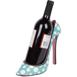 Cadiz High Heel Holder 1 Bottle Tabletop ..