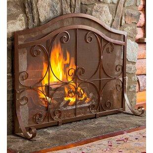 fireplace screens doors you ll love wayfair rh wayfair com buy fireplace screens