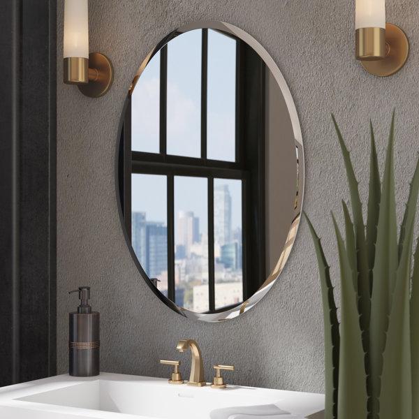 Decorative Powder Room Mirror Wayfair