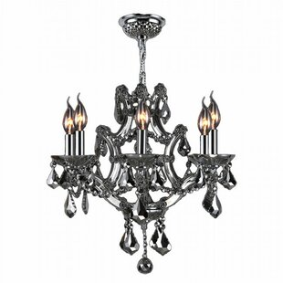 Willa Arlo Interiors Zhora 6-Light Chain Candle Style Chandelier
