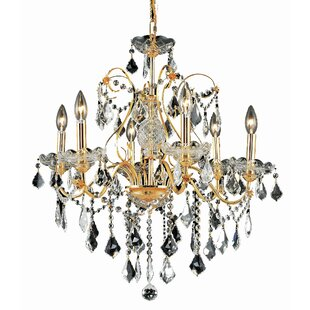 Willa Arlo Interiors Diogo 6-Light Chandelier
