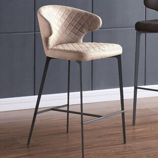 Price comparison Chessani 26 Bar Stool by Mercer41 Reviews (2019) & Buyer's Guide