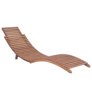 Thistletown Reclining Sun Lounger By Sol 72 Outdoor