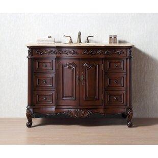 Parkins 48 Single Bathroom Vanity Set by Astoria Grand
