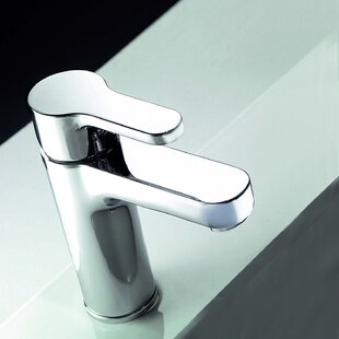 Bissonnet Cromo Zip Single Hole Bathroom Faucet with