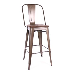 Halie 30 Bar Stool (Set of 4) Trent Austin Design