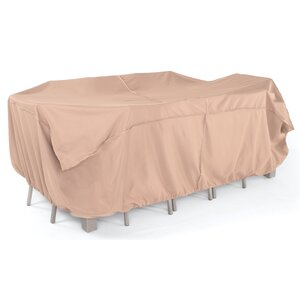 Modular Outdoor Dining Table Cover