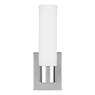 Linea di Liara Perpetua 1-Light LED Bath Sconce