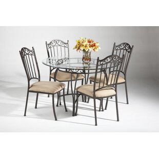 Darby Home Co Winnie 5 Piece Dining Set