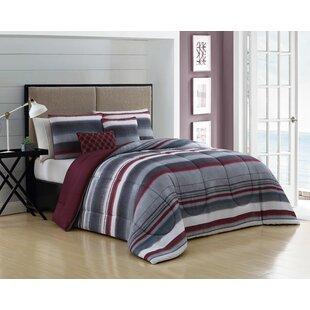 Hajek Reversible Comforter Set