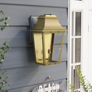 Hazeldell 2-Light Outdoor Wall Lantern