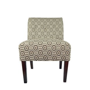 Brannan Slipper Chair by Winston Porter