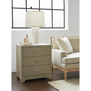 Brittany 3-Drawer End Table
