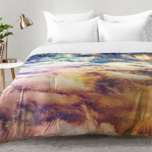 Cosmic Comforter Set by East Urban Home