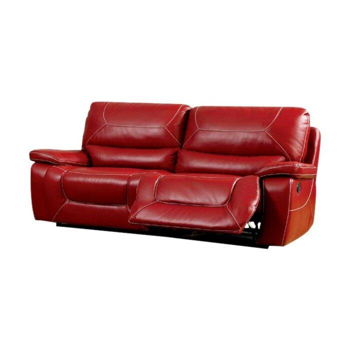 Gerardo Contemporary Recliner Sofa