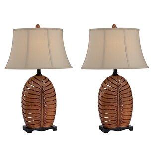 Reeder Leaf 31 Table Lamp (Set of 2)