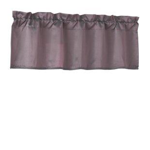 Purple Valances Kitchen Curtains