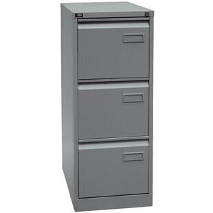 Discount Light 3 Drawer Filing Cabinet