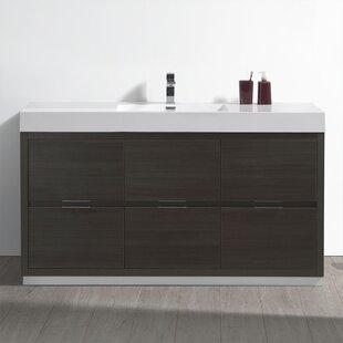 Senza Valencia 60 Single Bathroom Vanity Set