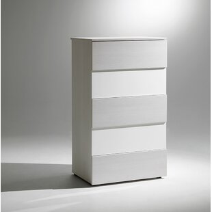 Sharon 5 Drawer Standard Chest by YumanMod