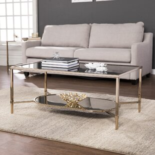 Mercer41 Miyashiro 2 Piece Coffee Table Set