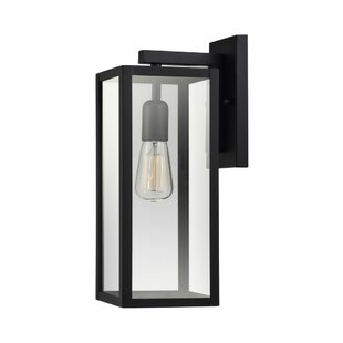 Rettig Outdoor Wall Lantern