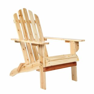 Millwood Pines Tanaka Wooden Adirondack Chair