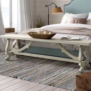 Nash Dining Bench by Rosecliff Heights
