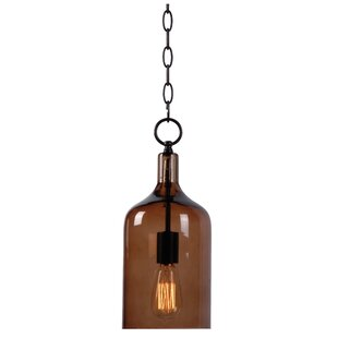 Wildon Home ® Capri 1-Light Geometric Pendant