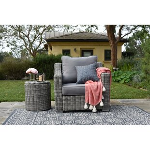 Elle Decor Vallauris Armchair with Cushion