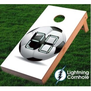 Lightning Cornhole Electronic Scoring Sports Cornhole Board