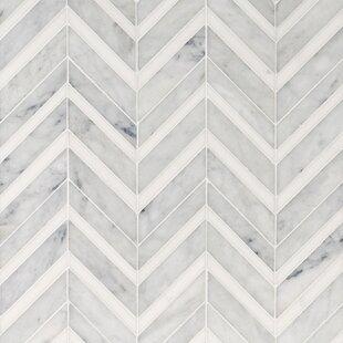 Avenza Random Sized Marble Mosaic Tile